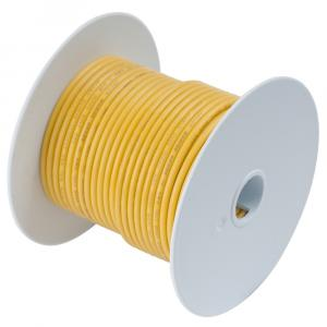 Ancor Yellow 18 AWG Tinned Copper Wire - 1,000' [101099]