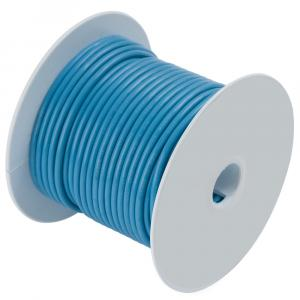 Ancor Light Blue 16 AWG Tinned Copper Wire - 100' [101910]
