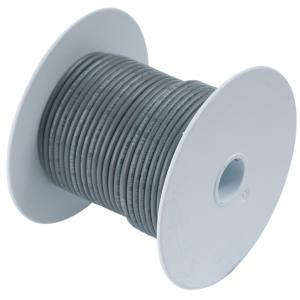 Ancor Grey 14 AWG Tinned Copper Wire - 18' [184403]