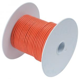 Ancor Orange 14 AWG Tinned Copper Wire - 18' [184503]