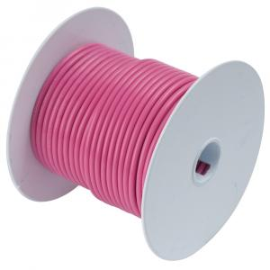 Ancor Pink 14 AWG Tinned Copper Wire - 250' [104625]