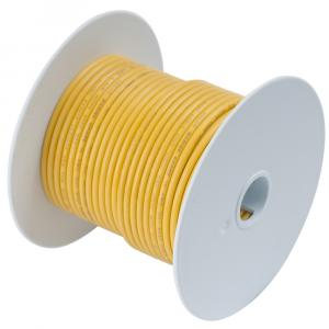 Ancor Yellow 14 AWG Tinned Copper Wire - 18' [185003]