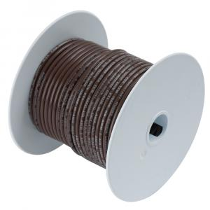 Ancor Brown 10 AWG Tinned Copper Wire - 25' [108202]