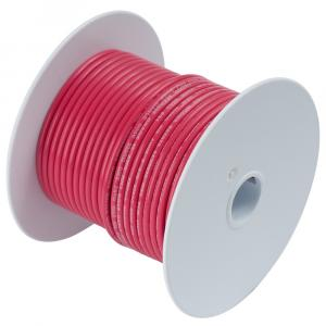 Ancor Red 10 AWG Tinned Copper Wire - 25' [108802]