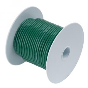 Ancor Green 8 AWG Tinned Copper Wire - 25' [111302]