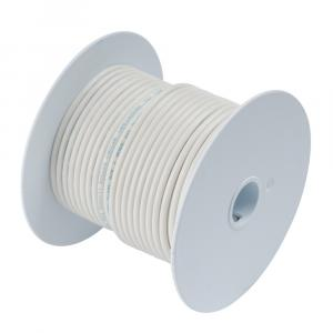 Ancor White 8 AWG Tinned Copper Wire - 25' [111702]