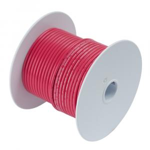 Ancor Red 6 AWG Tinned Copper Wire - 50' [112505]