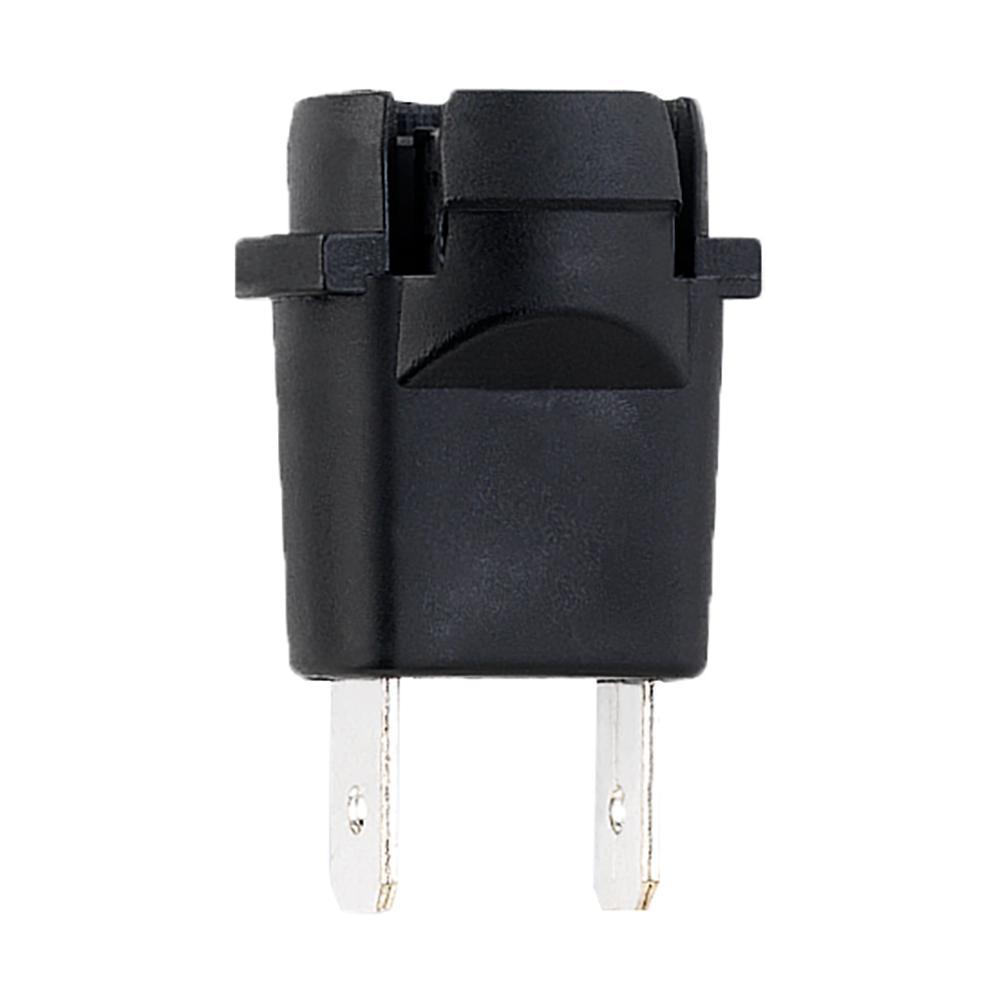 VDO Type E Plastic Bulb Socket #600-840