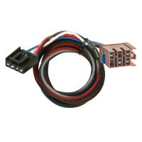 Tekonsha Brake Control Wiring Adapter - 2-Plug - fits GM [3015-P]