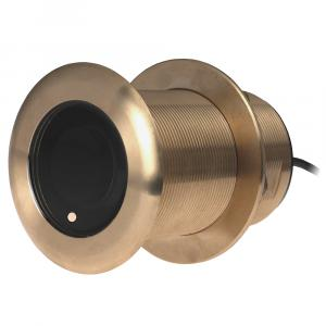 Airmar B75H Bronze Chirp Thru Hull 0 Tilt - 600W - Requires Mix and Match Cable