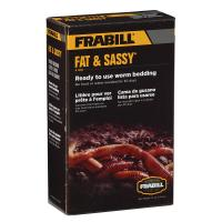 Frabill Fat  Sassy Pre-Mixed Worm Bedding - 2.5lbs [1066]