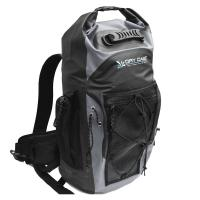 DryCASE Masonboro Gray 35 Liter Waterproof Adventure Backpack
