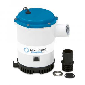 Albin Pump Bilge Pump Heavy Duty 2250 GPH - 12V [01-03-013]