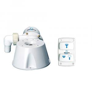 Albin Pump Marine Silent Electric Toilet Kit - 24V [07-66-022]