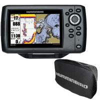 Humminbird HELIX 5 CHIRP DI GPS G2 Combo w/Nav+ and Cover [410220-1NAV\COVER]