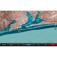 Garmin Standard Mapping - Emerald Coast Classic microSD/SD Card [010-C1189-00]