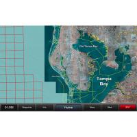 Garmin Standard Mapping - Florida West Pen Premium microSD/SD Card [010-C1202-00]