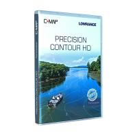 Lowrance C-MAP Precision Contour HD Chart - Tennessee [000-14809-001]