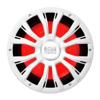 "Boss Audio MRG10W 10"" Marine 800W Subwoofer w/Multicolor Lighting - White [MRGB10W]"