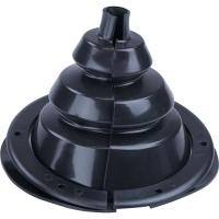 "Sea-Dog Motor Well Boot - 4"" Split  5 1/2"" diameter [521664-1]"