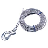 "Sea-Dog Galvanized Winch Cable - 3/16"" x 20 [755220-1]"