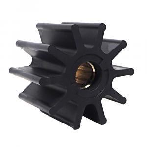 Albin Pump Premium Impeller 65 x 15.8 x 50mm - 10 Blade - Spline Insert [06-02-023]