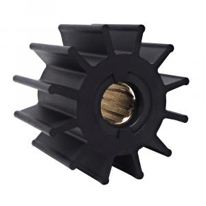 Albin Pump Premium Impeller - 95 x 25 x 63mm - 12 Blade - Spline Insert [06-02-028]