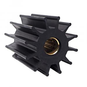 Albin Pump Premium Impeller Kit 95 x 24 x 101.5mm - 12 Blade - Spline Insert [06-02-033]