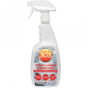 303 Marine Citrus Cleaner  Degreaser with Trigger Sprayer - 32oz *Case of 6* [30212CASE]