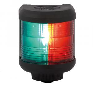 Aqua Signal Series 40 Bi-Color Side Mount Light - Black Housing [40100-7]