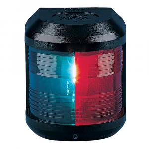 Aqua Signal Series 41 Bi-Color Side Mount Light - 25W - Black Housing [41100-7]