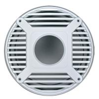 "JENSEN MSW10 10"" Subwoofer w/White Grill Cover [MSW10WHITE]"