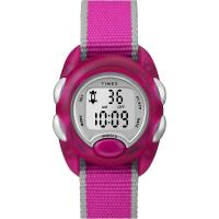 Timex Youth Time Machines Digital 34mm Watch - Pink [TW2R99000XY]