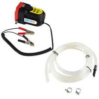 Sea-Dog Oil Change Pump w/Battery Clips - 12V [501072-3]