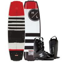 Hyperlite Franchise Wakeboard 142 cm w/Frequency Boot - 2019 Edition [92510274]
