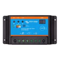 Victron BlueSolar PWM-Light Charge Controller - 12/24V - 5AMP [SCC010005000]