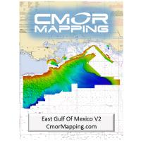 Furuno CMOR Mapping East Gulf of Mexico f/TZtouch2 [MM3-WAR-BAT-02]