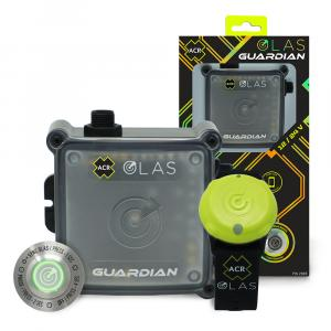 ACR OLAS GUARDIAN Wireless Engine Kill Switch  Man Overboard (MOB) Alarm System [2985]