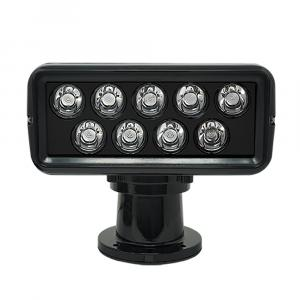 ACR RCL-100 LED Searchlight w/WiFi Remote - Black - 12/24V [1953.B]