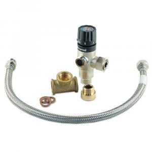 Albin Pump Premium Water Heater Mixer Kit NPT [08-66-010]