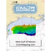 Furuno CMOR Mapping - West Gulf of Mexico f/TZT2  TZT3 [MM3-WAR-BAT-04]