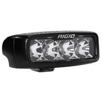 RIGID Industries SR-Q Series Pro Flood Surface Mount - Single - Black [944113]