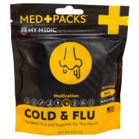 MyMedic Cold  Flu MedPack [MM-KIT-S-MD-PK-COLD-FLU-EA]
