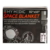 MyMedic Survival Rescue Blanket [MM-BLKT-OUT+DOOR-EA]