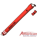 Dive Alert DMB1 Surface Marker Buoy Safety Orange SMB