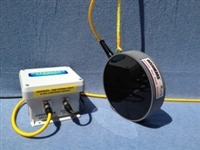 Oceanears DRS-8 Underwater Speaker w/ Transformer Assembly, Pin Suspension Design & 50 ft of Cable