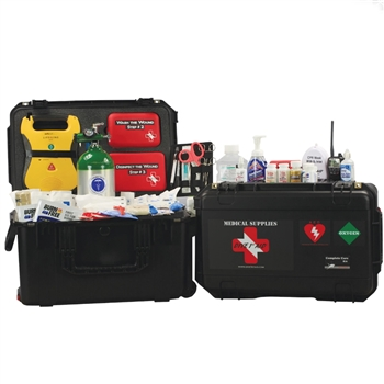 Dive 1st Aid Complete Care Kit