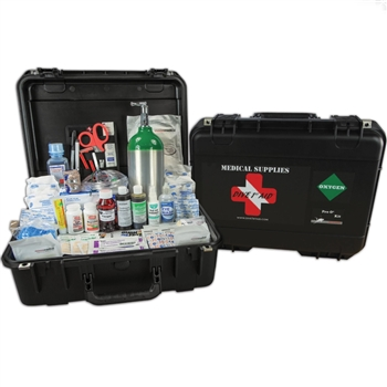 Dive 1st Aid Pro O2 Kit (Hard Case)