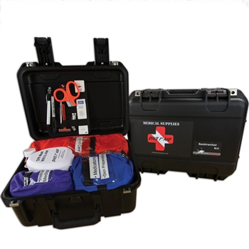 Dive 1st Aid Instructor Kit (Hard Case)