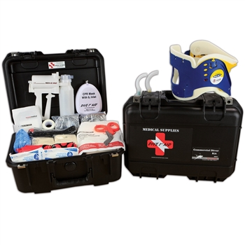 Dive 1st Aid Commercial Diver HRU Kit